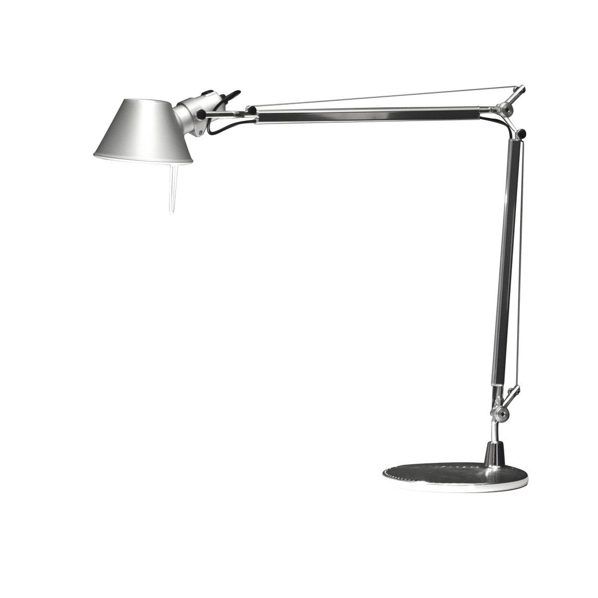 Lampada Da Tavolo Tolomeo Led By Artemide Lovethesign
