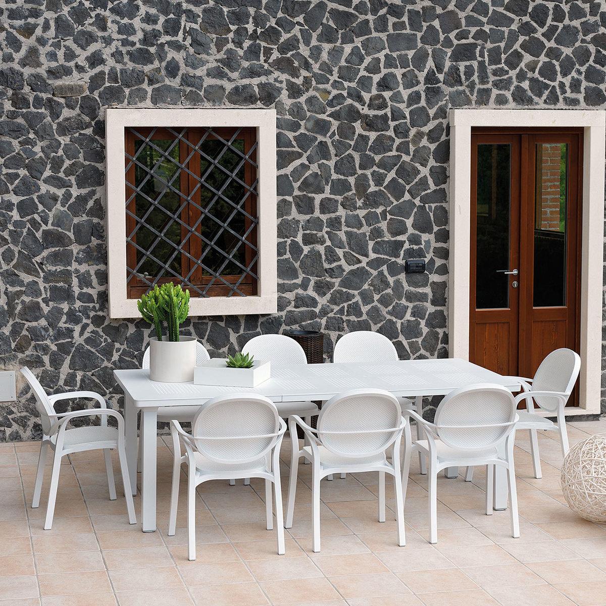 Tavolo Allungabile Levante By Nardi Garden Lovethesign