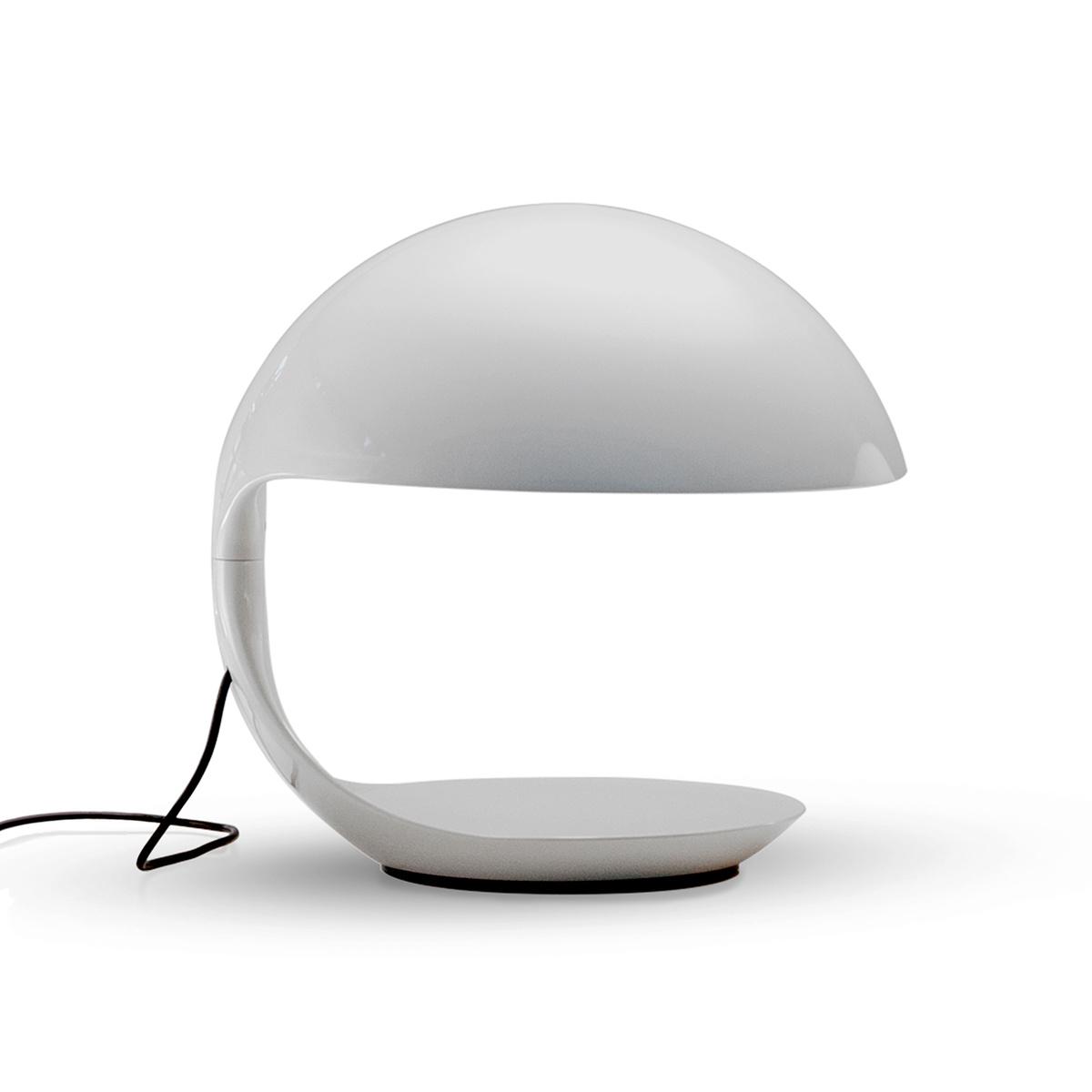Lampada Da Tavolo Cobra By Martinelli Luce Lovethesign