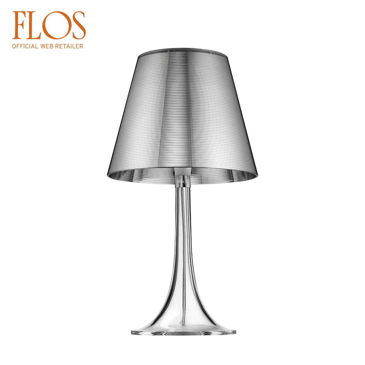 Miss k t table lamp by Flos | LOVEThESIGN