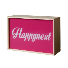 Lighthink Box rectangular decoration