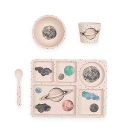 Galaxy Dinner Set - 4 pieces