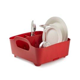 Tub dish rack
