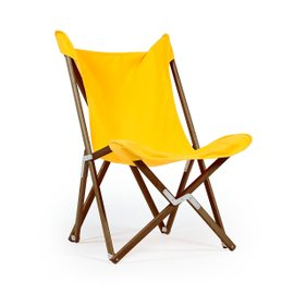 Tripolina Sole Mio Dark folding chair