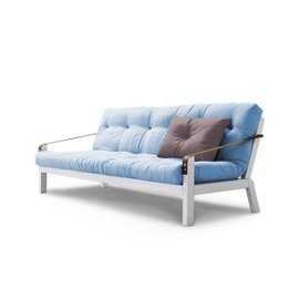 Canapé lit Poetry blanc