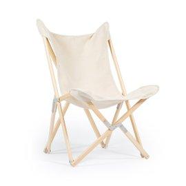 Tripolina La Classica Natural folding chair