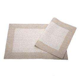2 Volterra table mats