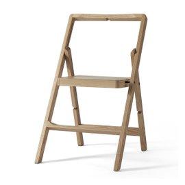 Chaise pliante Mini Step en chêne