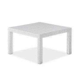 Table carrée Quaderna