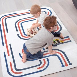Tapis - Circuit automobile