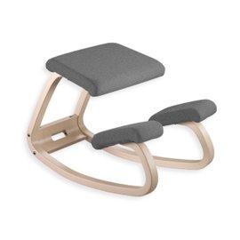 Variable Balans Step chair natural grey