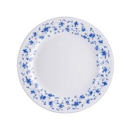 Blaubluten large plates, set of 6