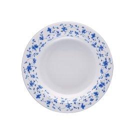 Blaubluten soup plates, set of 6