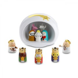 Alessi Nativity scene