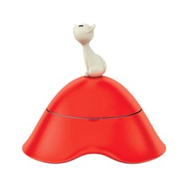 Mio cat bowl with cover