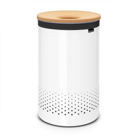 60-litre laundry bin with cork lid