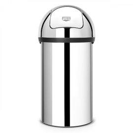 Push 60-litre rubbish bin