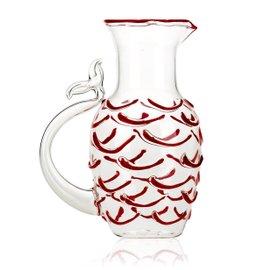 Fish Tail pitcher