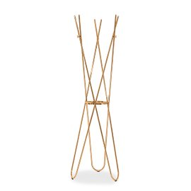Wdrobe coat rack - brass