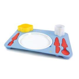 Set pour repas enfant Space