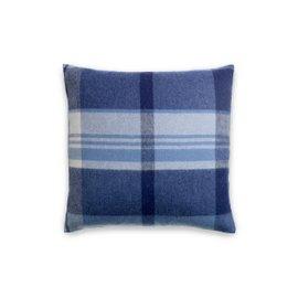 Cityscape square cushion