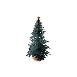 Nordic Fir Tree 3D Onfoot H 25,5 cm