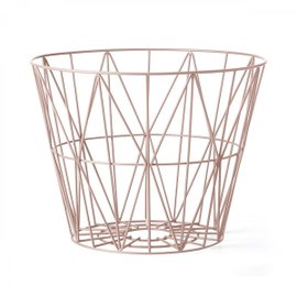 Panier Wire large