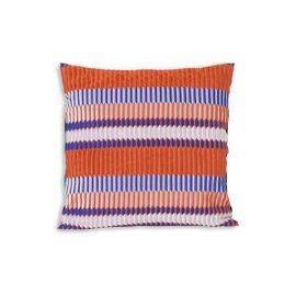 Salon Pleat square cushion