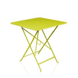 Bistro square table 71x71 cm textured