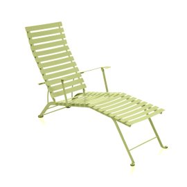 Bistro Matte Deck Chair