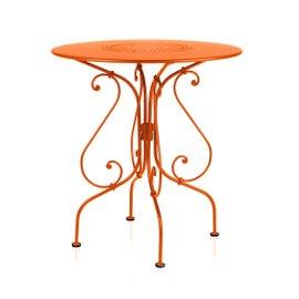 Tavolino rotondo 1900 satinato