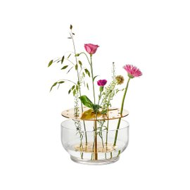 Ikebana big round vase