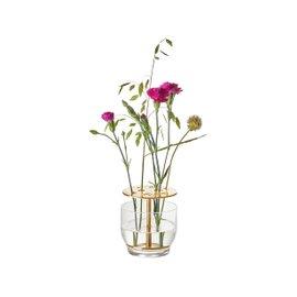 Ikebana small round vase