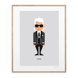 Affiche Karl