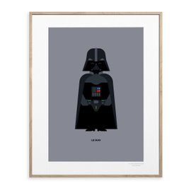 Affiche Vader