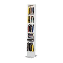 Metal Slim bookcase