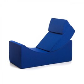 Chaise longue Moon Kids with folding head