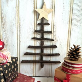 Bayur Mini Ladder Tree H 40 cm