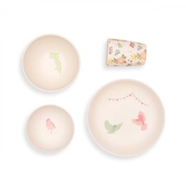 Woodland Feast Dinner Set - 4 pieces