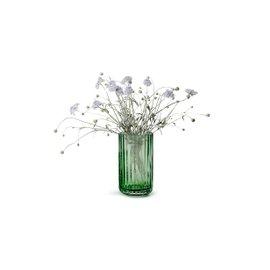 Lyngby glass vase H 12 cm
