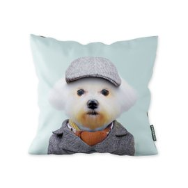 Cuscino Maltese Dog