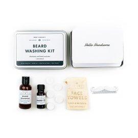 Kit pour barbe Beard Washing