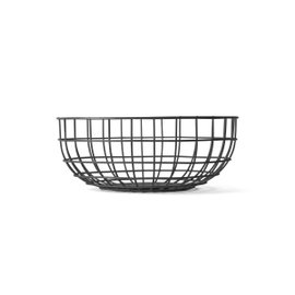 Wire fruit bowl - Powder coated steel