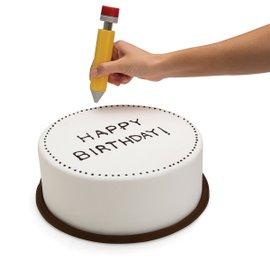 Write on cake pen