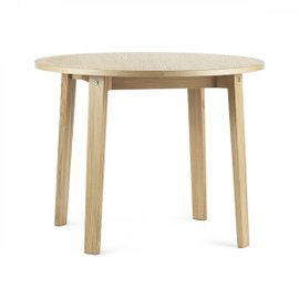 Slice table diam. 95 cm