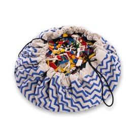 Zigzag Toy Bag