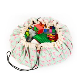 Flamingo Toy Bag