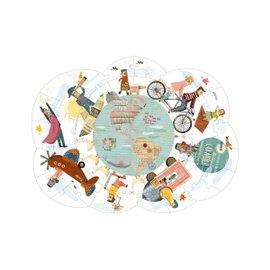 Puzzle Around My Planet