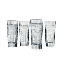 4 bicchieri da long drink