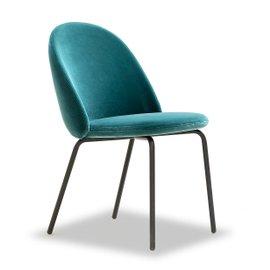 Iola velvet chair